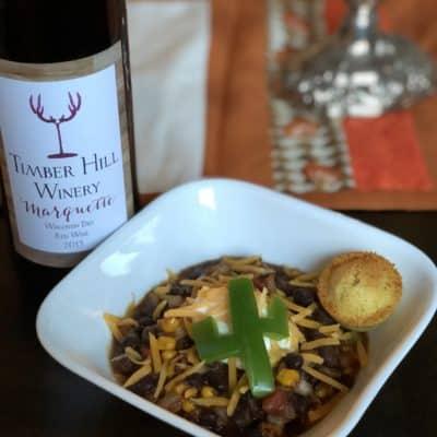 #FoodieFriday – Vegetarian Chili