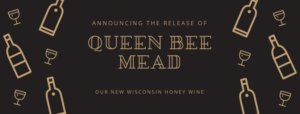 Timber Hill Winery Queen Bee Mead