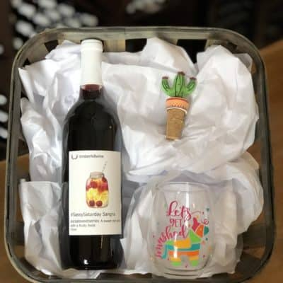 Five Holiday Gift Basket Ideas
