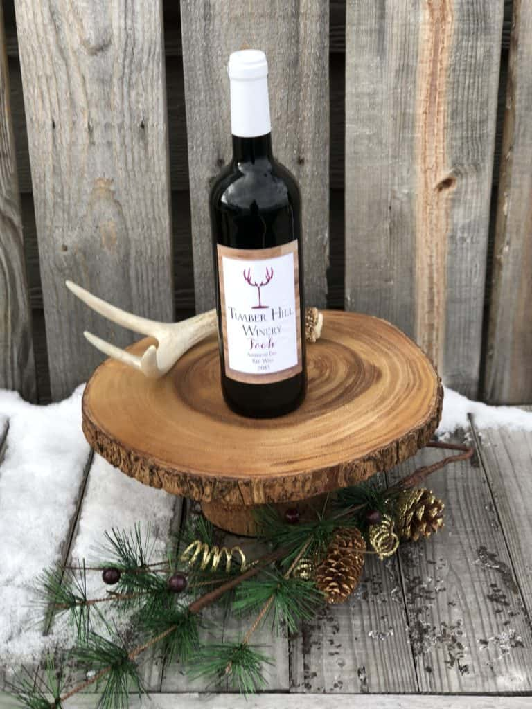 Wisconsin Wine Marachel Foch