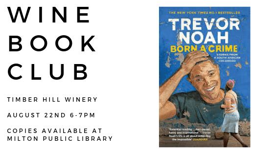 Wine Book Club