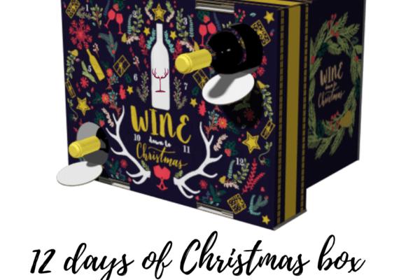 12 Days of Wine Christmas Box