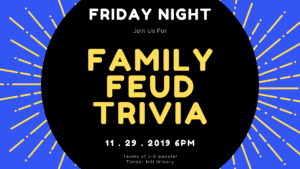 family feud trivia night