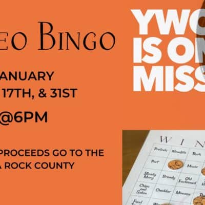 January Bingo Benefits YWCA