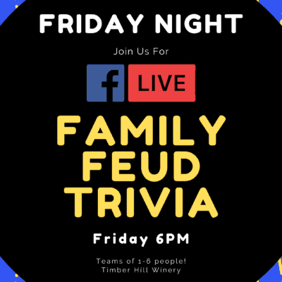 Family Feud Trivia Live March 20th