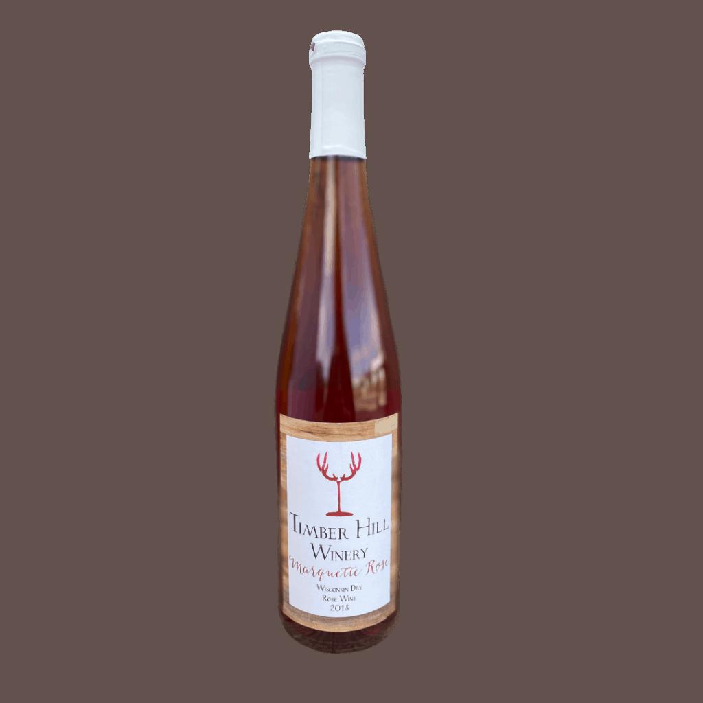 Marquette Rose Wine - Wisconsin Wine