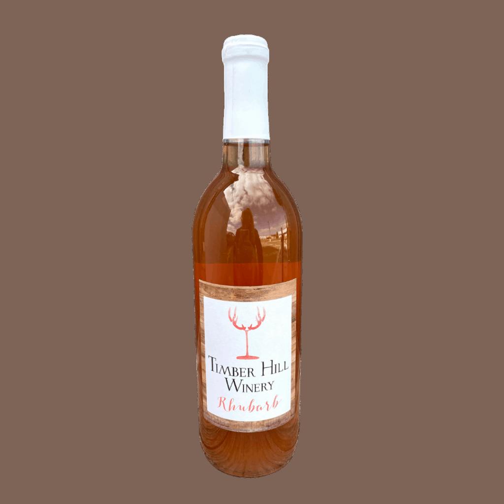 Rhubarb Fruit Wine - Wisconsin Wine