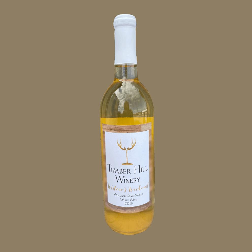 Widow's Weekend White Wine - Wisconsin Wine