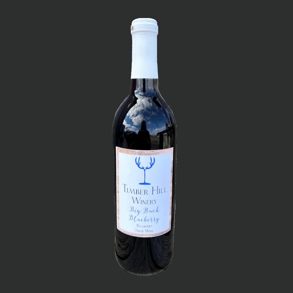 Big Buck Blueberry - Wisconsin Wine