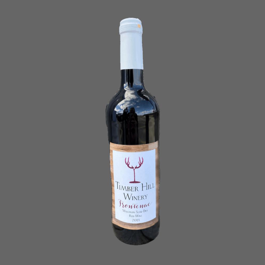 Frontenac Red Wine - Wisconsin Wine