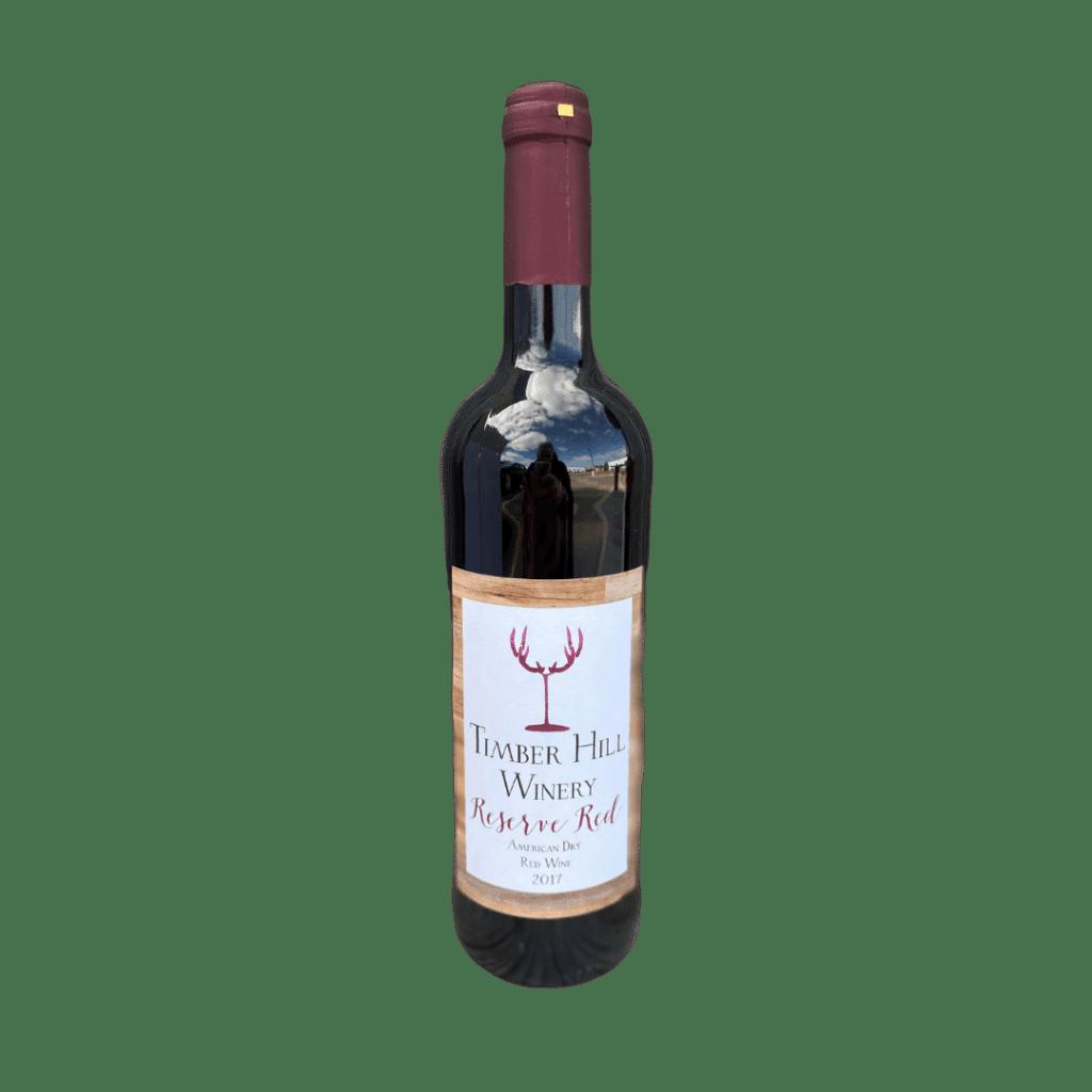 Reserve Red Wine - Wisconsin Wine