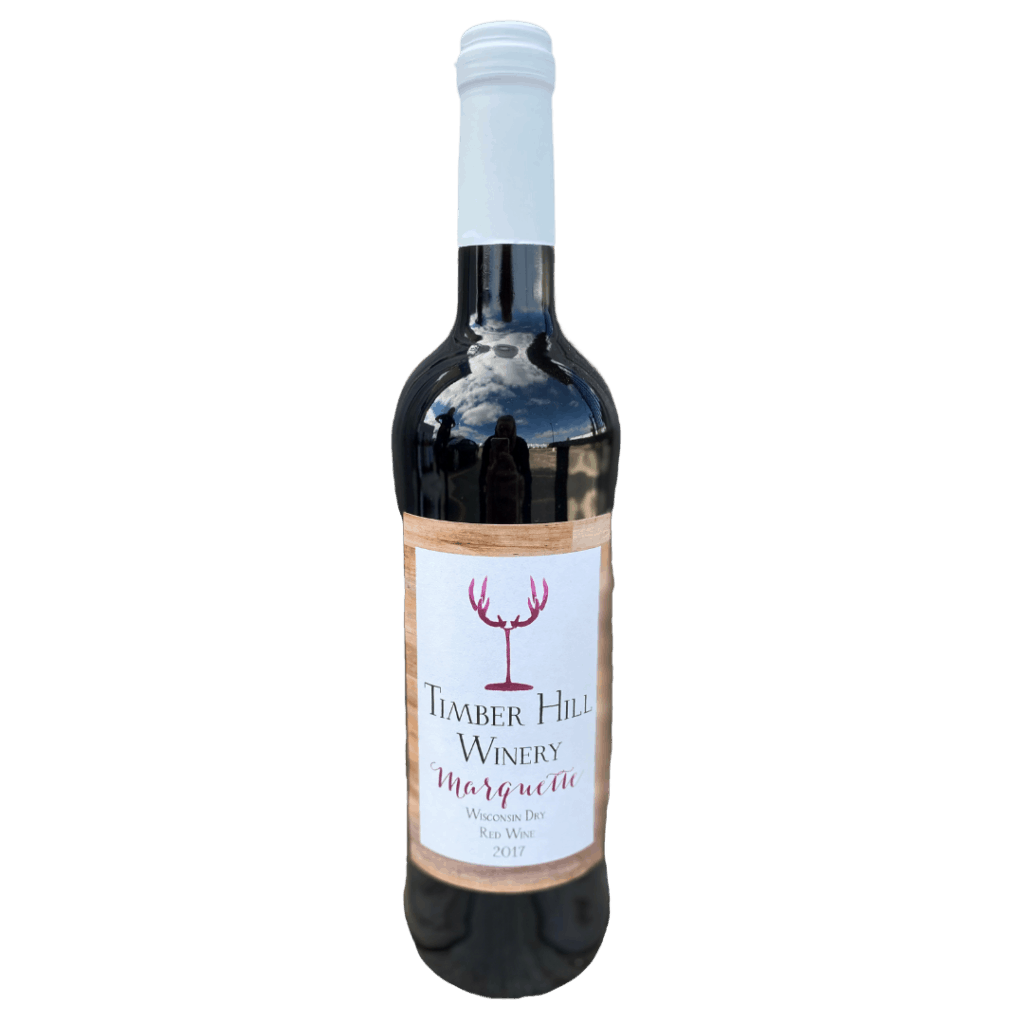 Marquette Red Wine - Wisconsin Wine