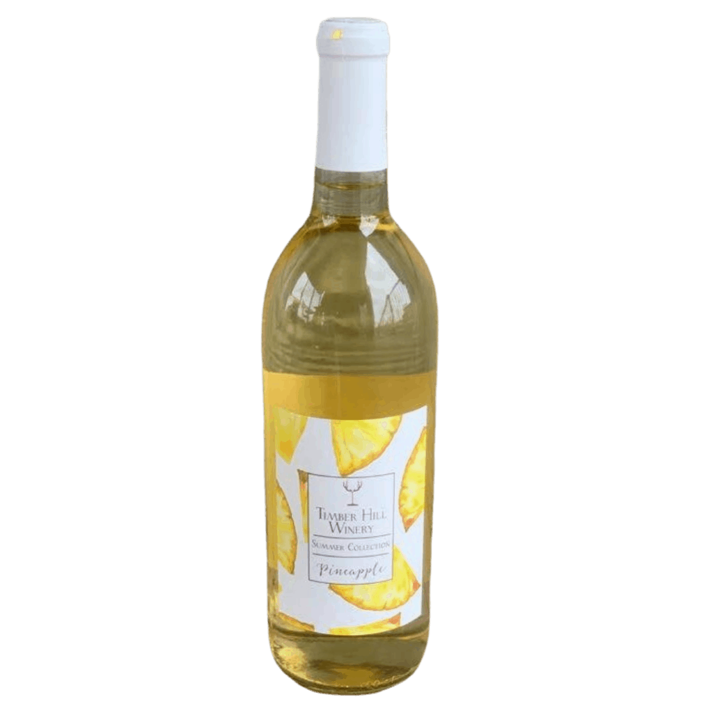 Pineapple Fruit Wine - Wisconsin Wine