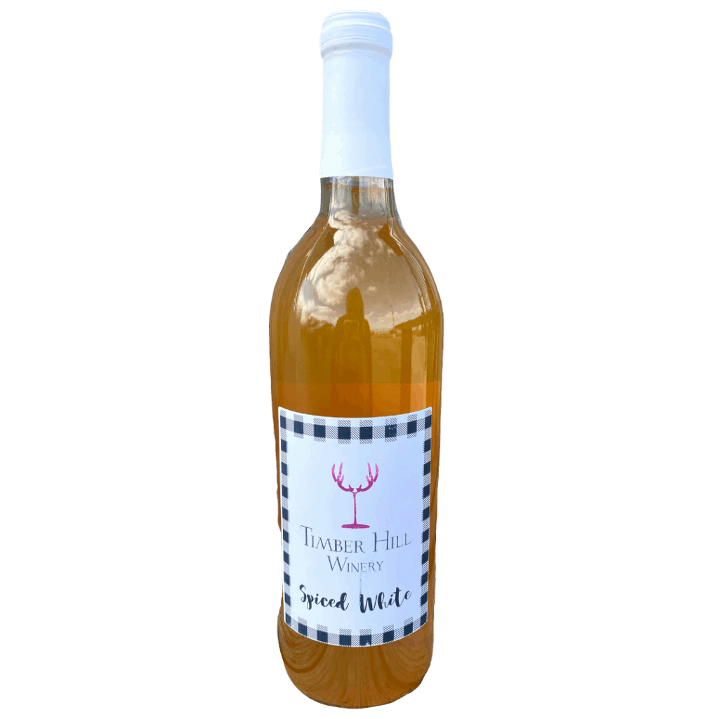 spiced white wine