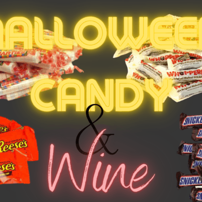 Halloween Candy and Wine Pairing Guide