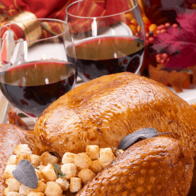 Wine Pairings for Your Thanksgiving Feast