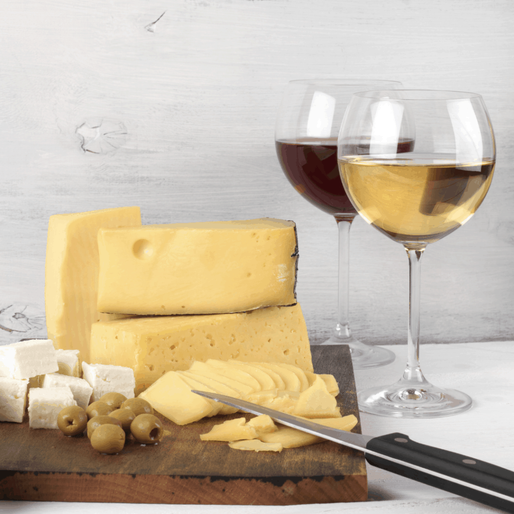 Pairing Wine with Wisconsin Cheese