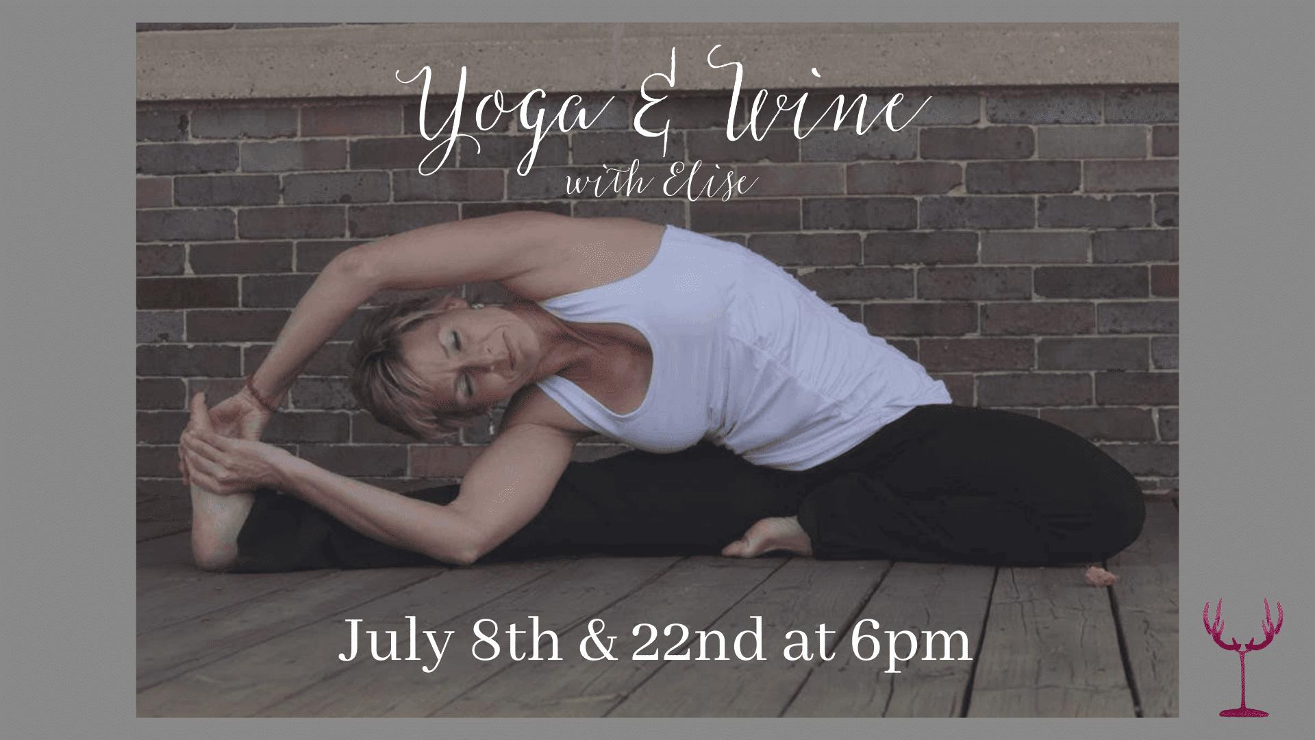 Wine & Yoga