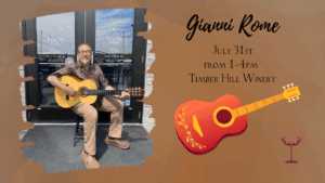 Live Music with Gianni Rome
