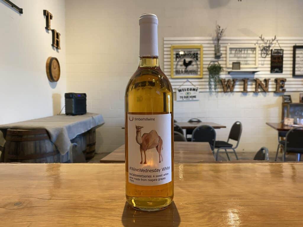 Wine Wednesday White