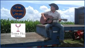 Live Music with Tim O'Grady at Timber Hill Winery