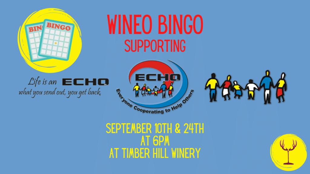 Wineo Bingo with ECHO