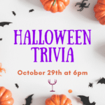 Halloween Trivia at Timber Hill Winery