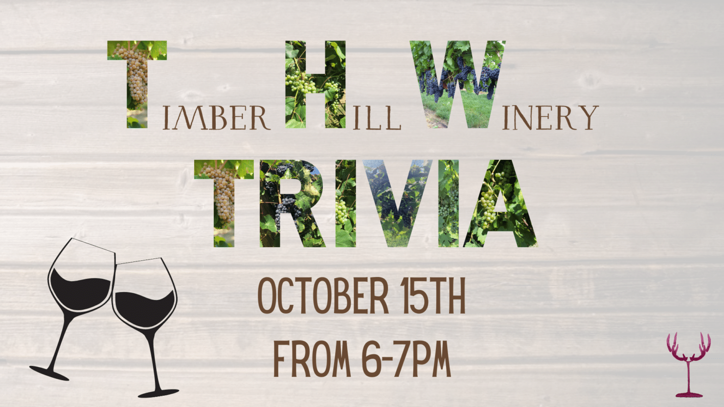 Timber Hill Winery 5th Anniversary Trivia