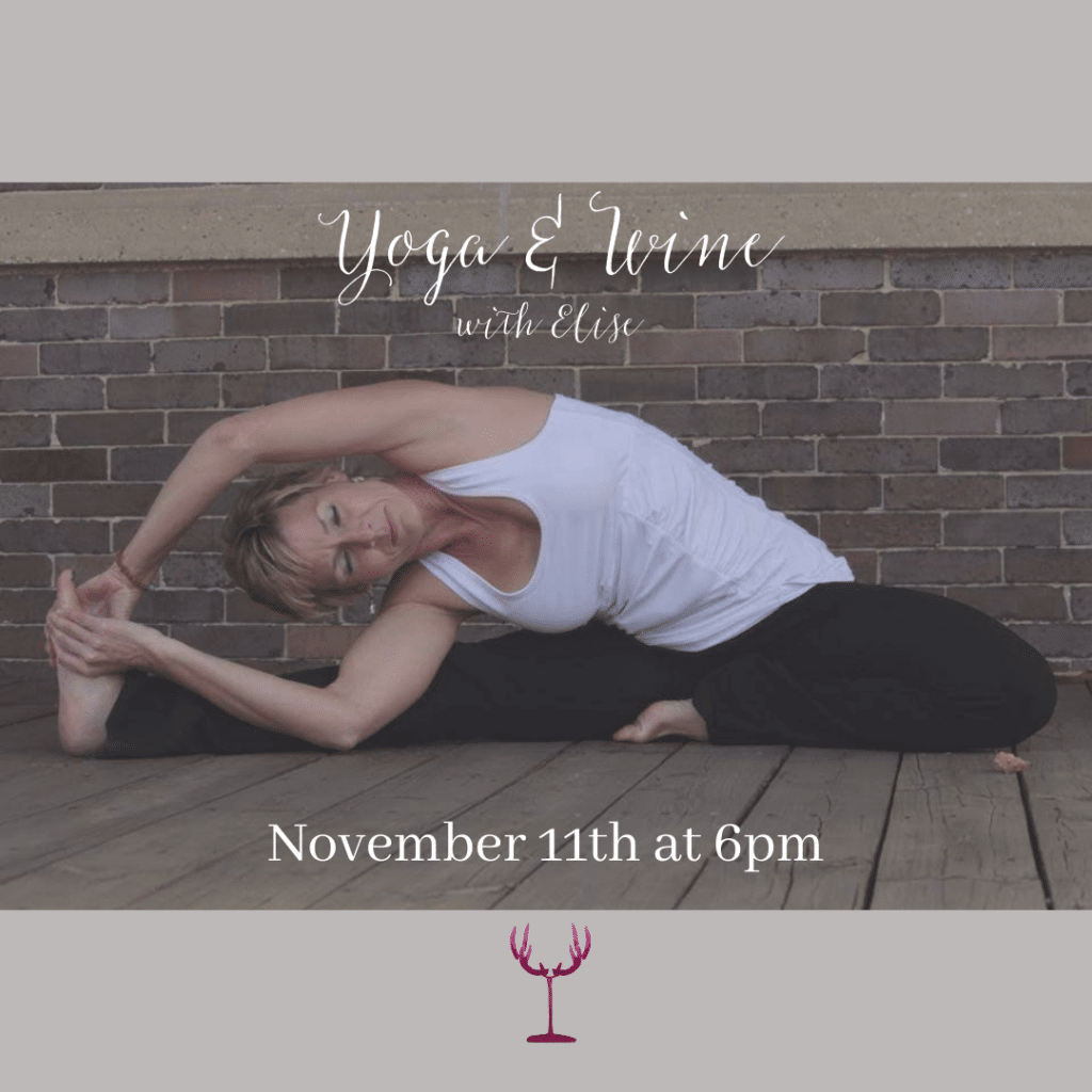 Wine & Yoga Timber Hill Winery