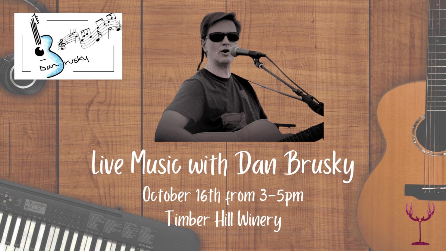 Live Music with Dan Brusky