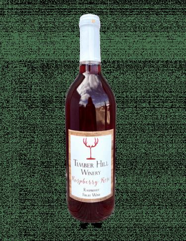 Raspberry Rose Fruit Wine - Wisconsin Wine