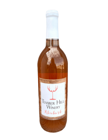 Rhubarb Fruit Wine - Wisconsin Wine