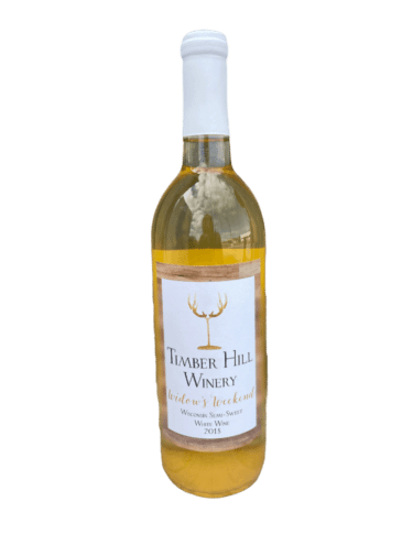 Widow's Weekend White Wine - Wisconsin Wine