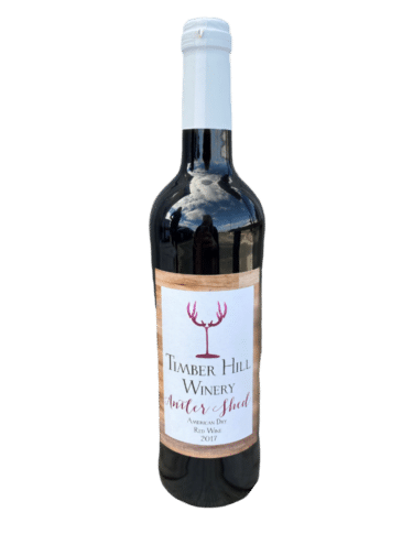 Antler Shed Red Wine - Wisconsin Wine
