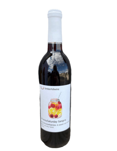 Sassy Saturday Sangria - Wisconsin Wine