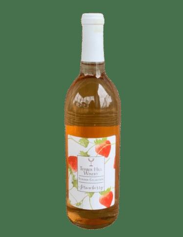 Strawberry Wine - Wisconsin Wine