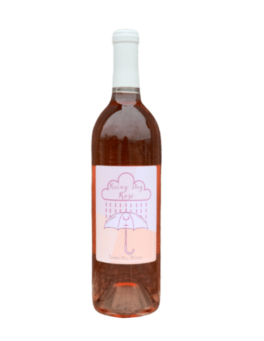 Rainy Day Rose - Wisconsin Wine