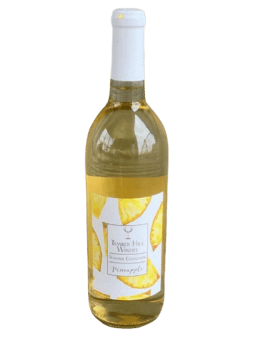 Pineapple Fruit Wine - Wisconsin Wine